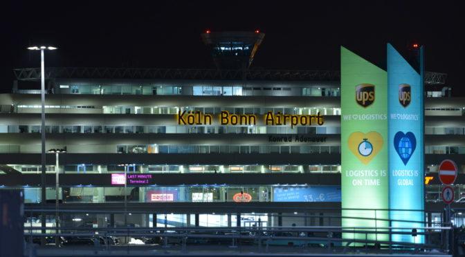 Kötter Aviation kommt am Flughafen Köln/Bonn vorerst aus dem Vertrag nicht raus!