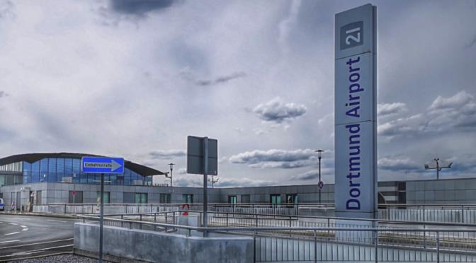Engpass am Flughafen Dortmund