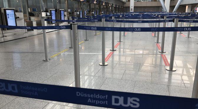 Missbräuchlicher Umgang mit Kurzarbeitergeld bei DSW am Flughafen DUS gestoppt!