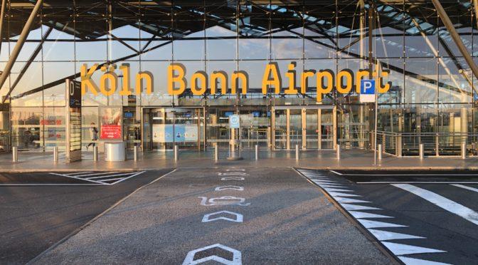 Ausschreibung für Fluggastkontrollen am Flughafen Köln/Bonn