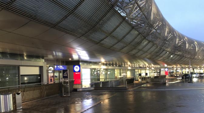 Trickserei von DSW am Flughafen Düsseldorf!