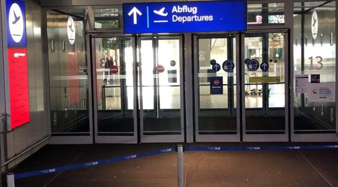 Nächste Klatsche für DSW-Geschäftsführung am Flughafen Düsseldorf!