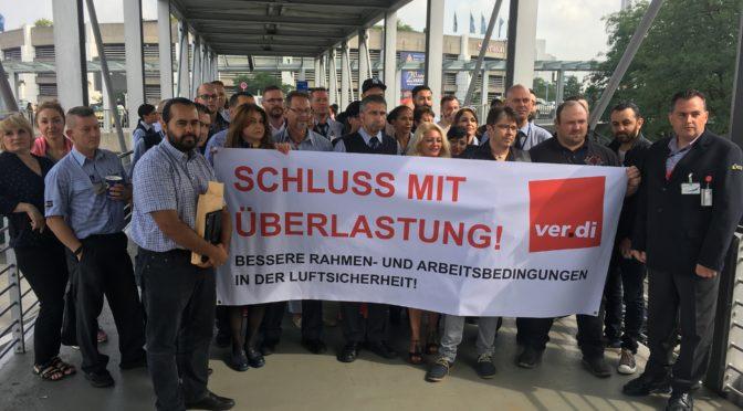 Knapp 100 Kündigungen bei DSW am Flughafen Düsseldorf!